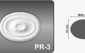Rozeta PR-3