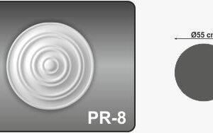 Rozeta PR-8