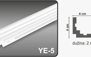 Zidna lajsna YE-5