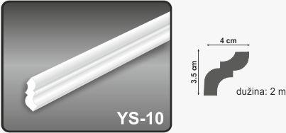 Ugaona lajsna YS-10