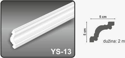 Ugaona lajsna YS-13