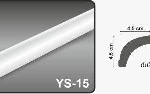 Ugaona lajsna YS-15