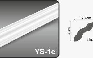Ugaona lajsna YS-1c