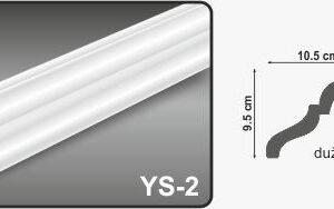 Ugaona lajsna YS-2