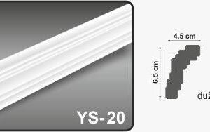 Ugaona lajsna YS-20