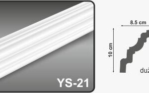 Ugaona lajsna YS-21
