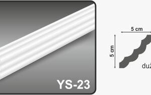 Ugaona lajsna YS-23