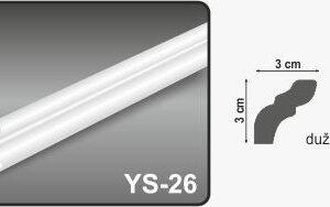 Ugaona lajsna YS-26