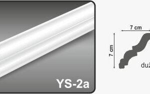 Ugaona lajsna YS-2a