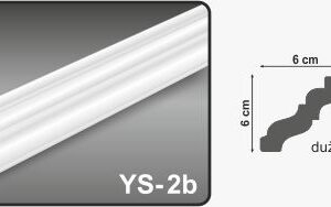 Ugaona lajsna YS-2b