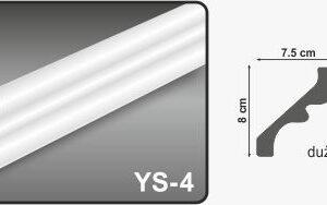 Ugaona lajsna YS-4