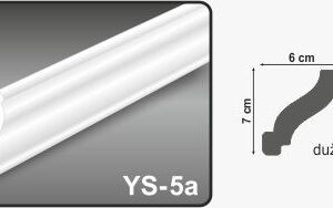 Ugaona lajsna YS-5a