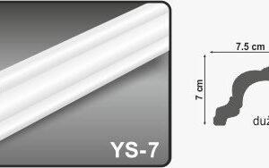 Ugaona lajsna YS-7