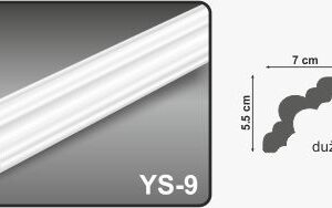 Ugaona lajsna YS-9