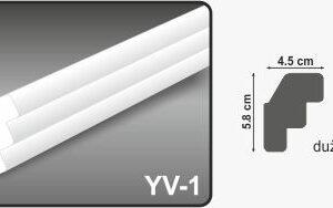 Ugaona lajsna YV-1