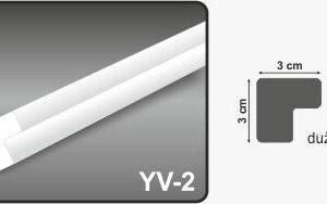 Ugaona lajsna YV-2