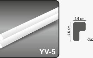 Ugaona lajsna YV-5