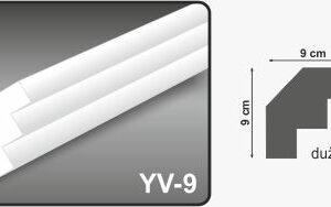 Ugaona lajsna YV-9