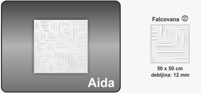 Plafonska obloga Aida