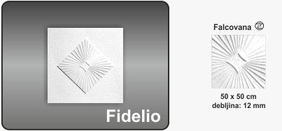 Plafonska obloga Fidelio