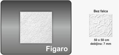 Plafonska obloga Figaro