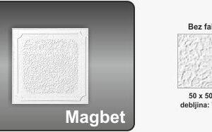 Plafonska obloga Magbet