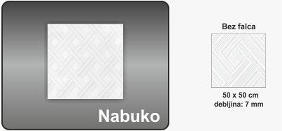 Plafonska obloga Nabuko